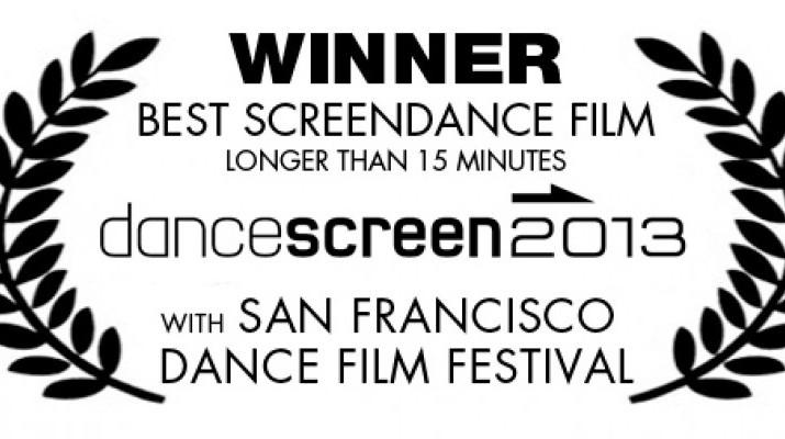 """Slovenský film """"Voices""""  ocenený na IMZ dancescreen 2013 v San Franciscu."""