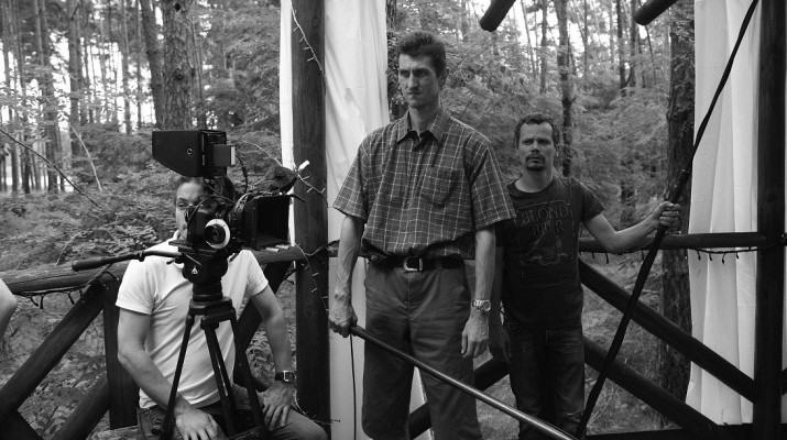 behind the scenes filming of ANGELS