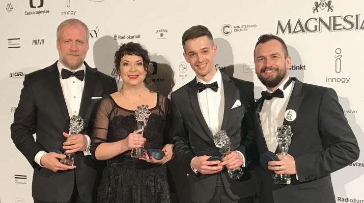 Justice wins the Czech Lion prize