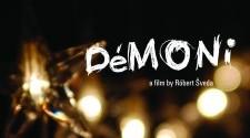Krst DVD filmu DÉMONI